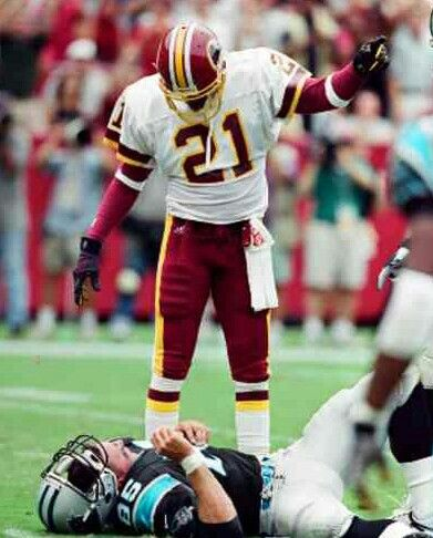 new arrival fa7e8 7b0e4 Deion Sanders | Deion Sanders - Washington Redskins | Nfl ...