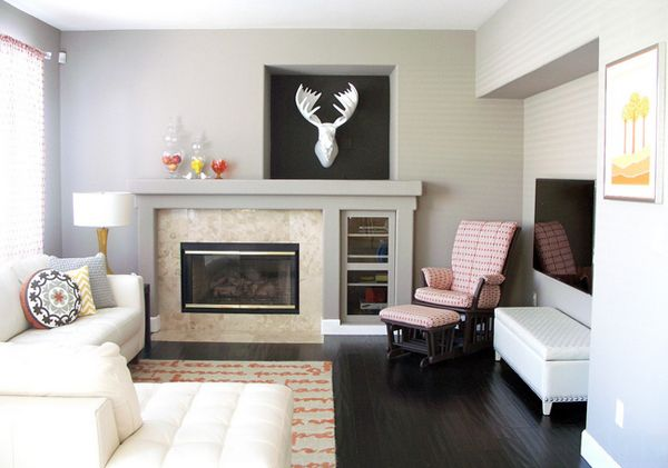 20 Beautiful Living Room Layout With Two Focal Points Home