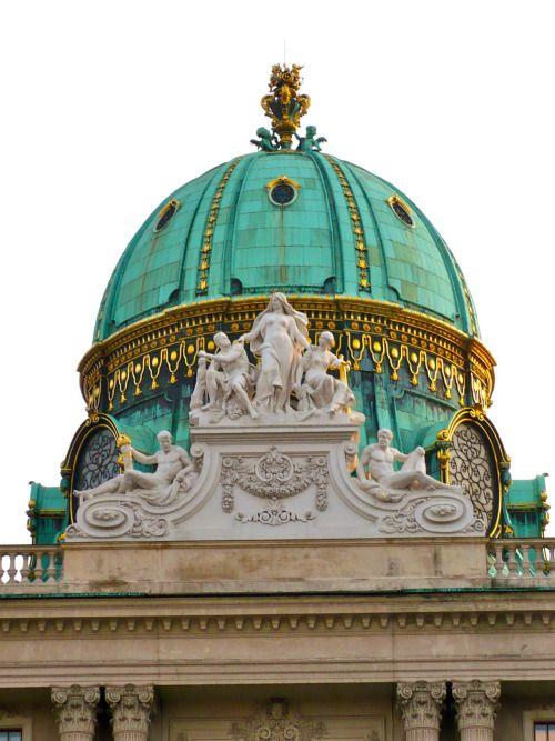 Dome in Vienna by illusionwanderer