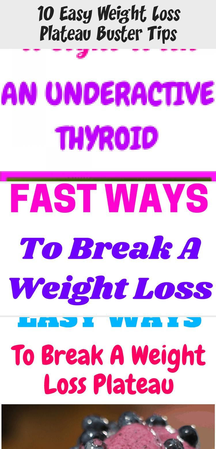 How To Get Out Of A Weight Loss Stall