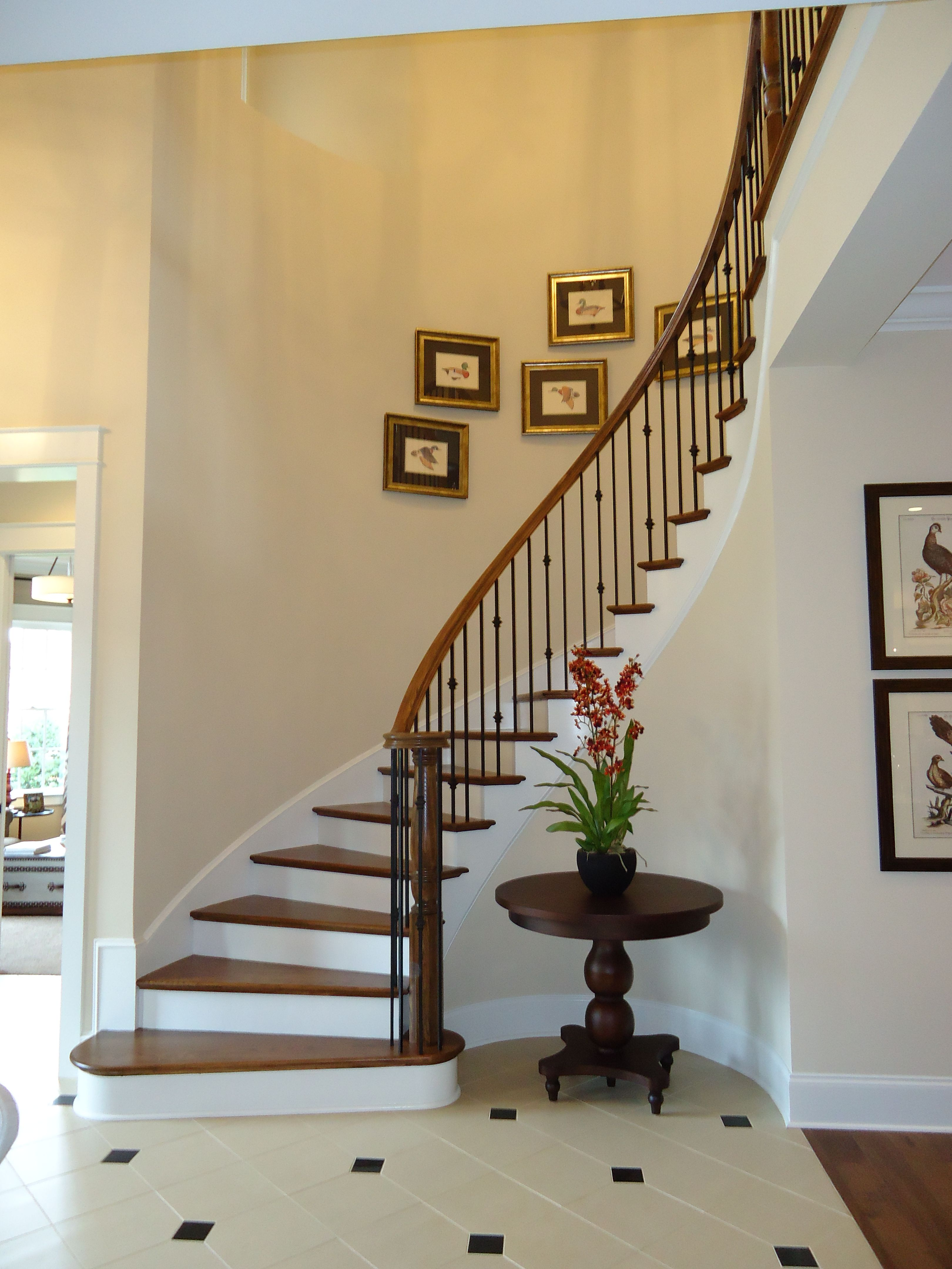 Foyer Staircase Somerset 1239f Model Bc104