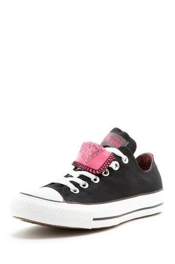 Chuck Taylor Women's Double Tongue Sneaker by Converse on @HauteLook