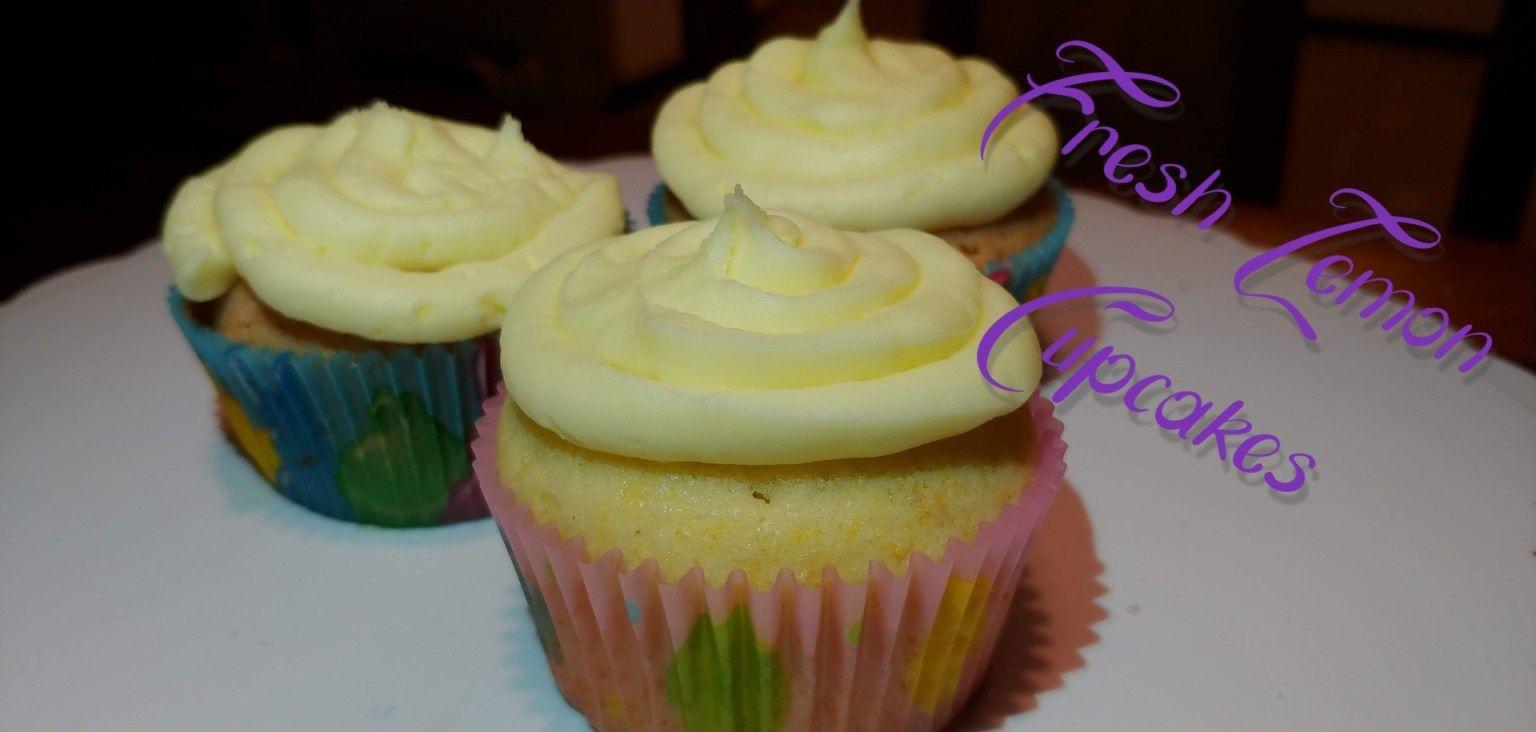 Fresh Lemon Buttercream – Sugar Sweet Street Bakery
