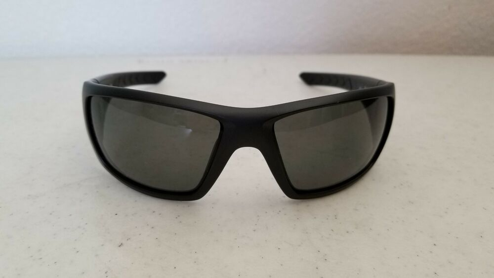 40087d15a6f  40.95 Used Wiley X Nash Sunglasses Matte Black Frame Gray Lenses  WileyX   Sport