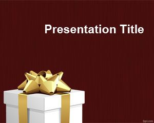Gift ppt background is a free ppt background template with gift gift ppt background is a free ppt background template with gift box illustration in the slide toneelgroepblik Image collections