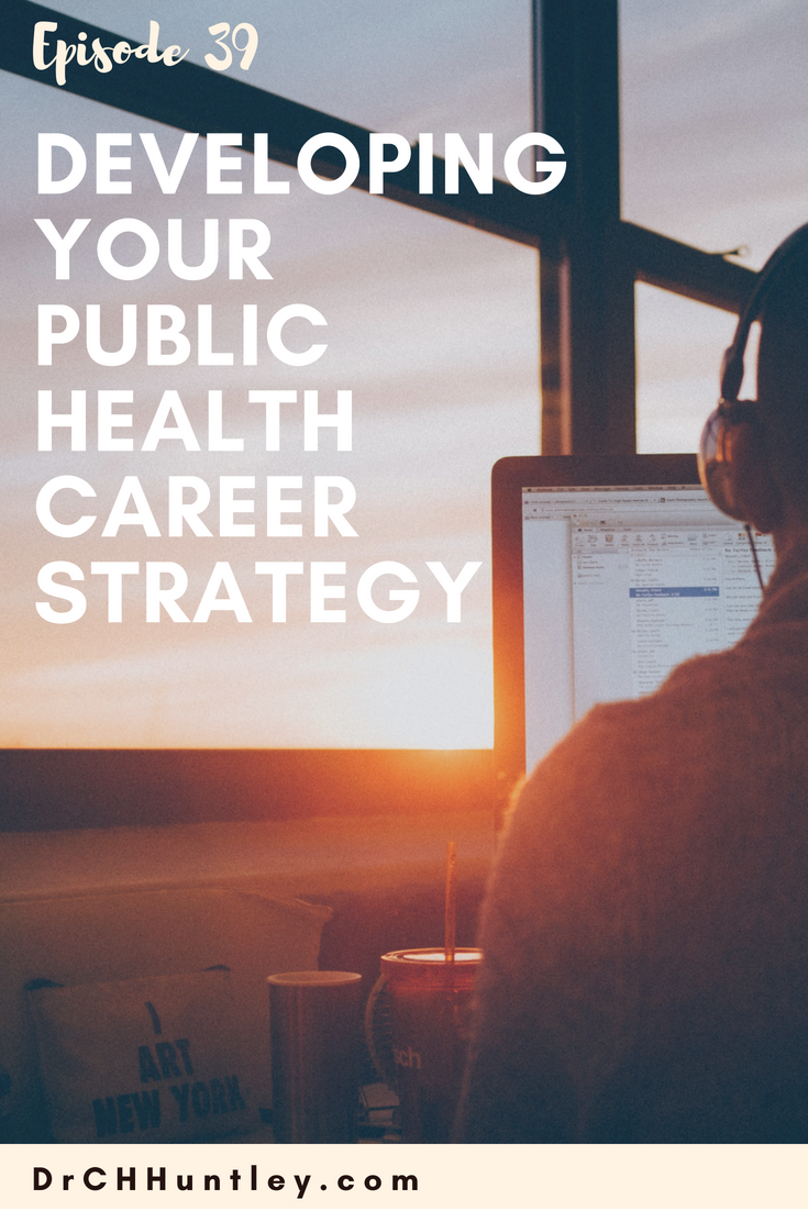 This podcast episode will help you understand how the program Developing Your Public Health Career Strategy was formed the purpose of the program and who the program is d...