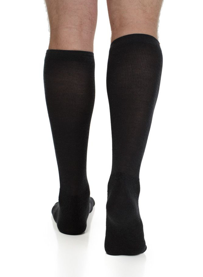 VIM & VIGR's Fashionable Lifestyle Compression Socks for Men (Moisture-wick Nylon)