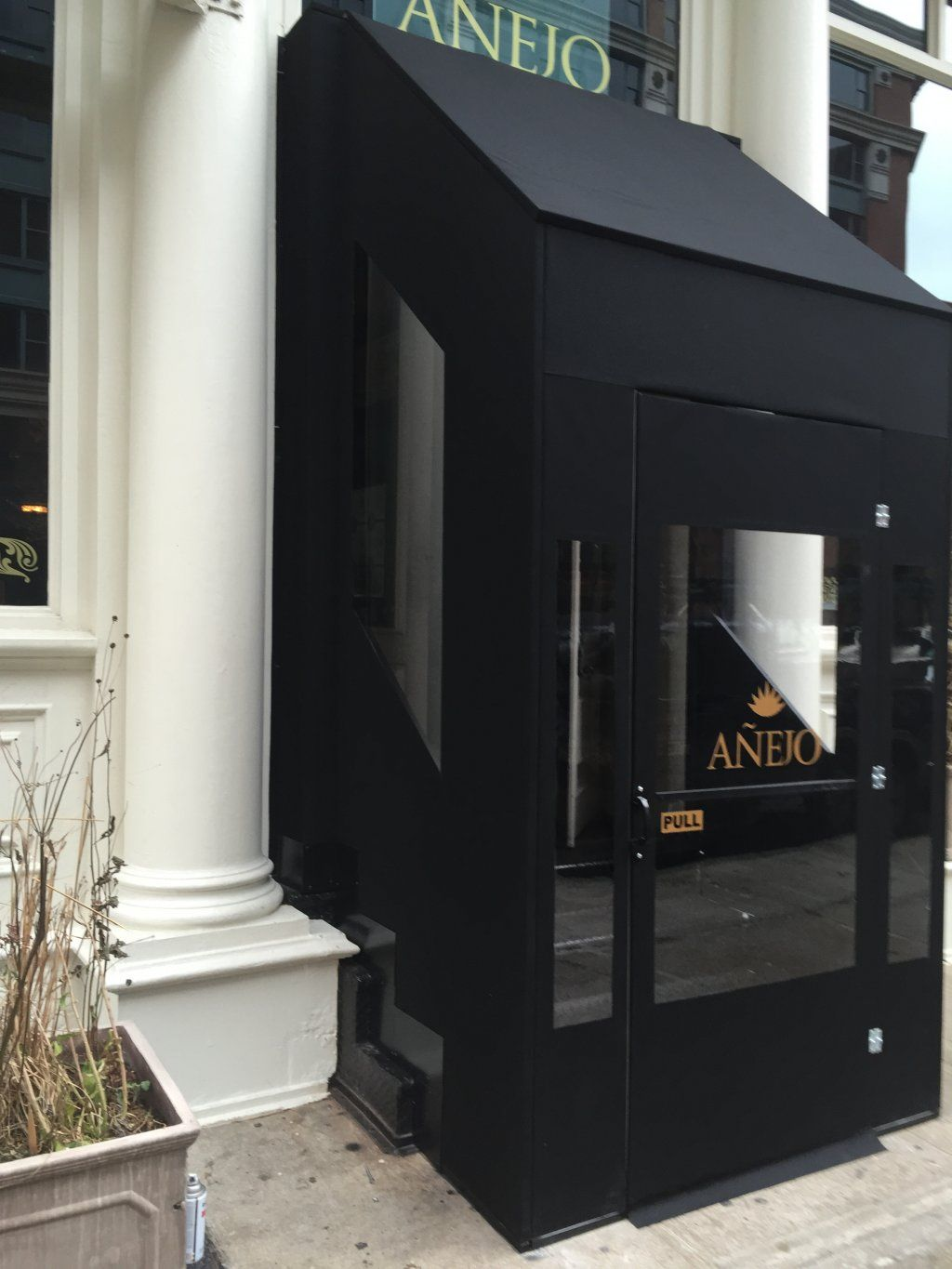 Get Your Vestibule Enclosure From Citywide Awning Company And Bring More Customers To Your Place Description From Citywideawni Vestibule Store Fronts Exterior