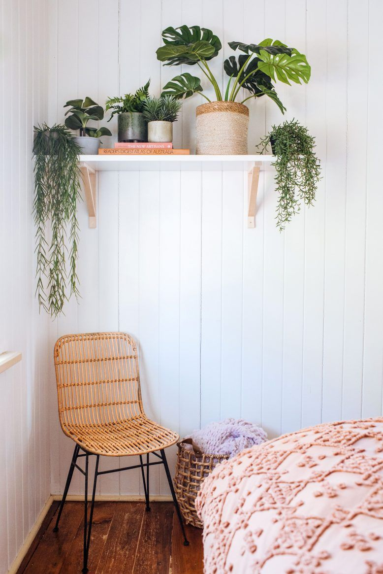 Tips Tricks For Decorating With Fake Plants Collective Gen Fake Plants Decor Home Decor Bedroom Bedroom Decor