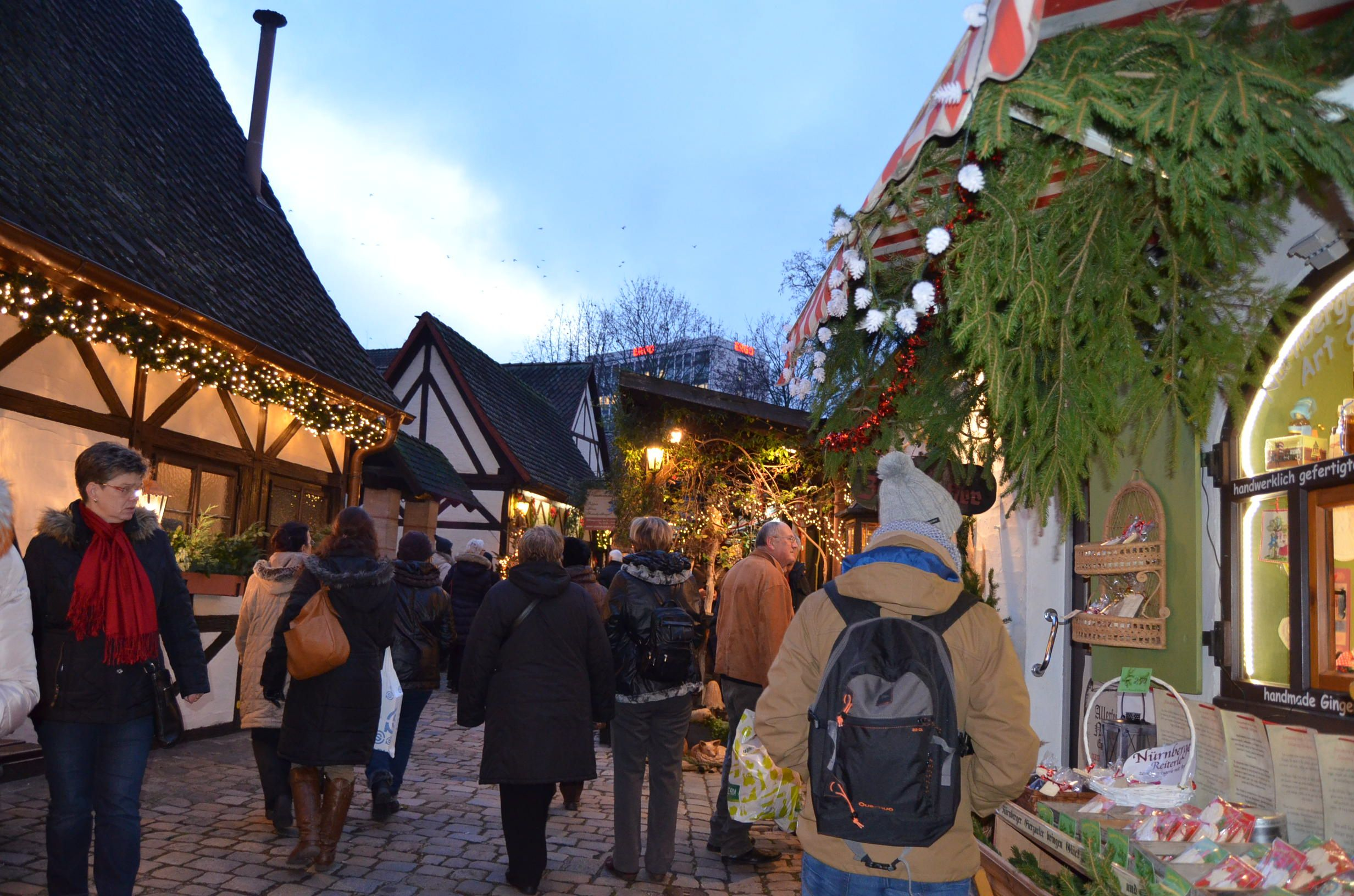 Navidad Núremberg