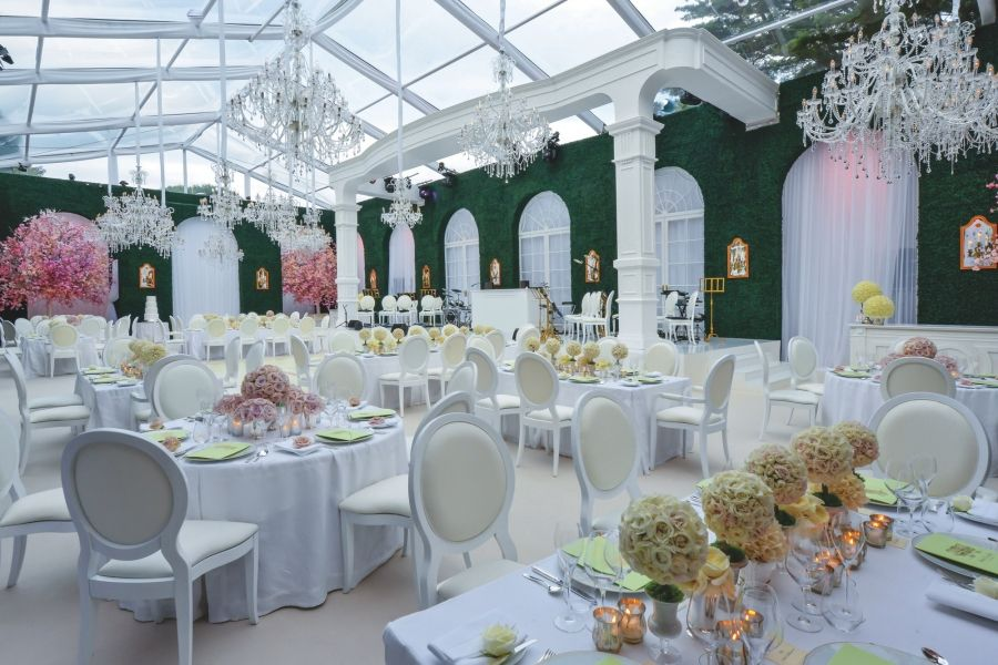 5 Questions for Preston Bailey: Designing With Flowers | United States Wedding Flowers