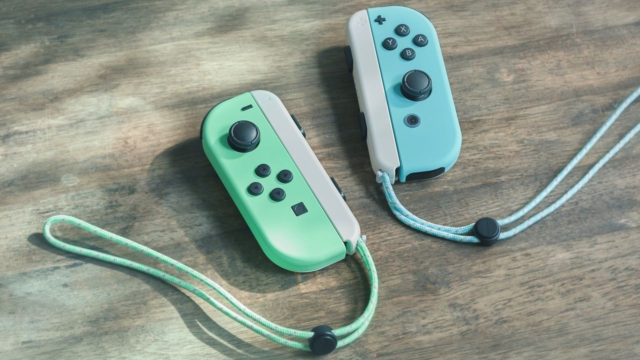 Animal Crossing Switch Dock And JoyCons Will Be Sold
