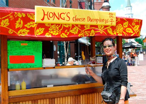 Street Food Profiles Hong S Chinese Dumplings In Burlington Vermont Chinese Dumplings Street Food Best Dumplings