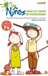 Actividades para Educación Infantil: Los niños-as vienen sin manual de instrucciones