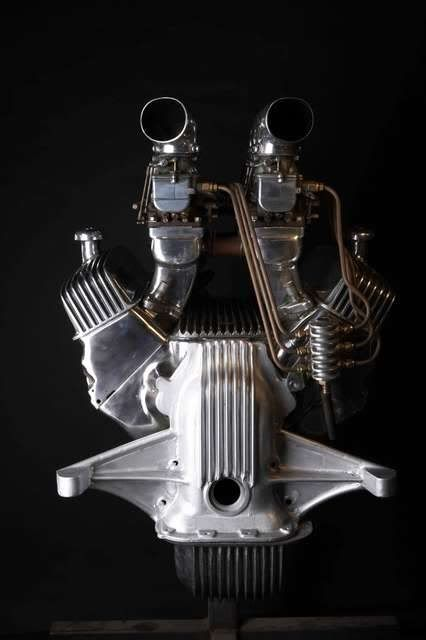 All About The Details Ford Y Block Engine For A Speed Boat