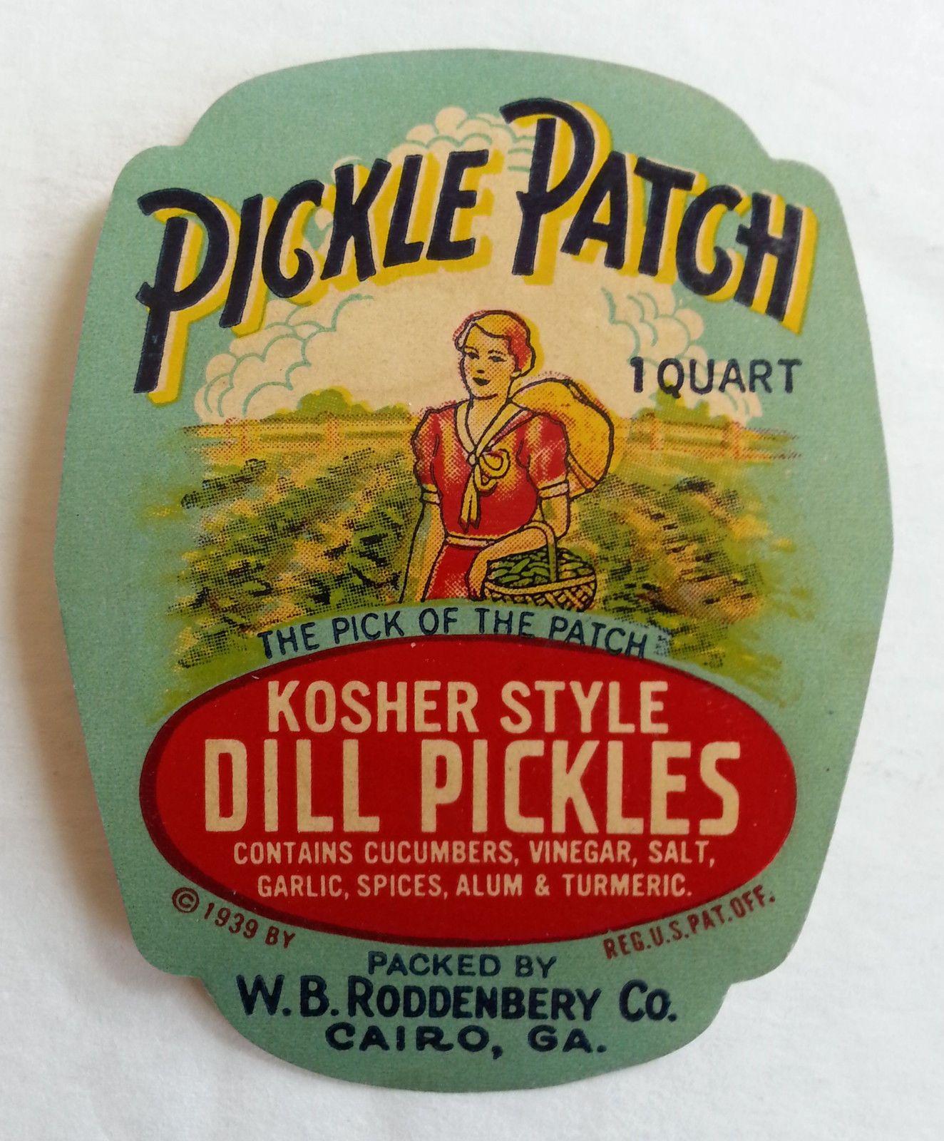 Custom Vintage Canning Labels for home preserved jam
