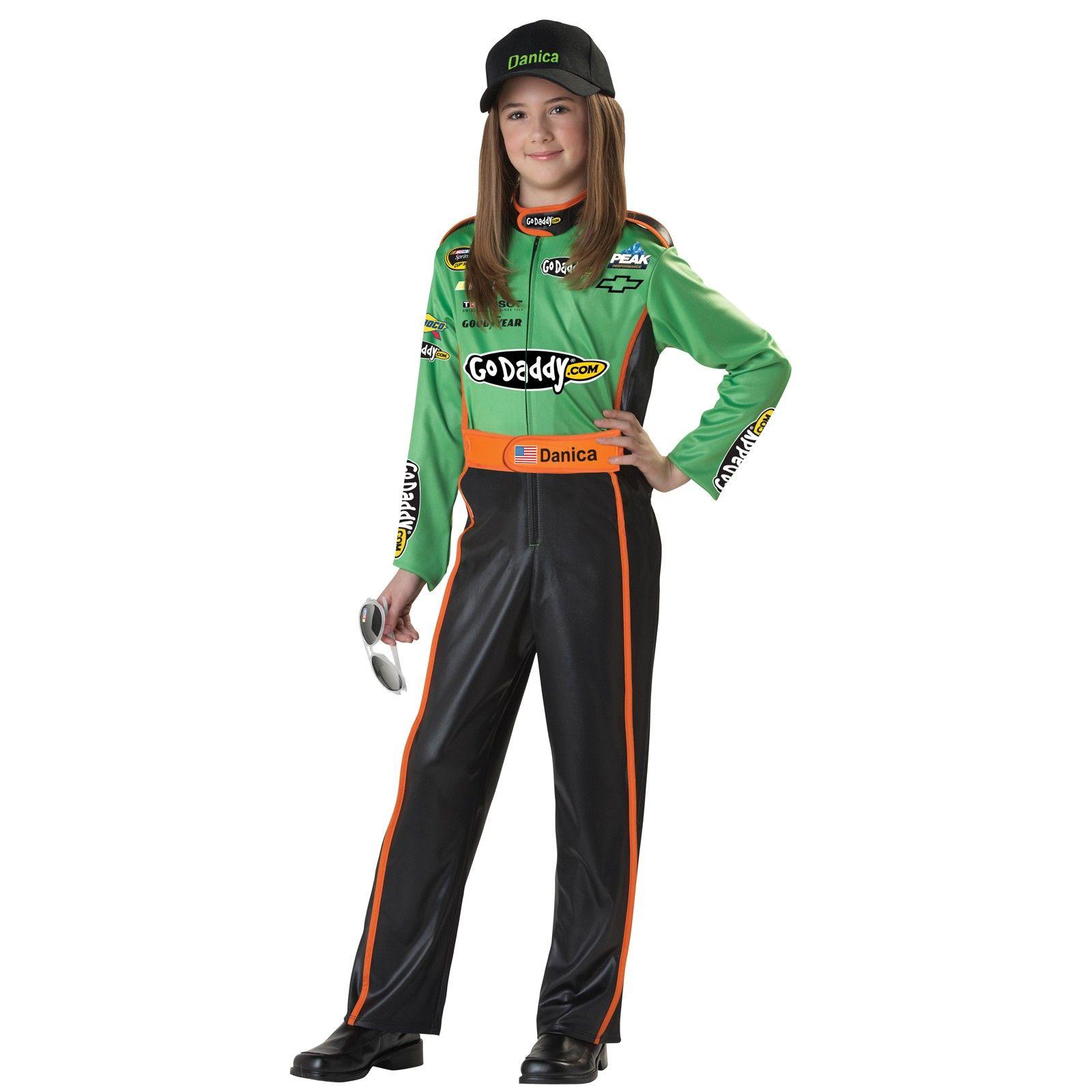 NASCAR #DanicaPatrick Kids #Costume | Shopping Guide | Pinterest ...