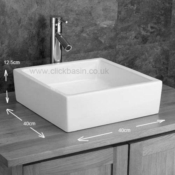 Gallery For  Counter Sink Bathroom  Baths  Pinterest  Sinks Captivating Small Bathroom Sinks Uk Design Decoration