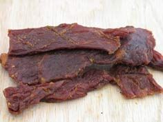 Best Bbq Beef Jerky Recipe Beef Jerky Recipes Jerky Recipes Bbq Beef Beef Recipes