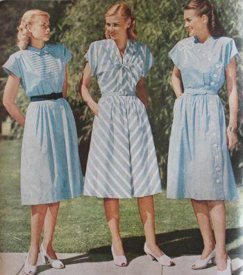 1940'S Dresses