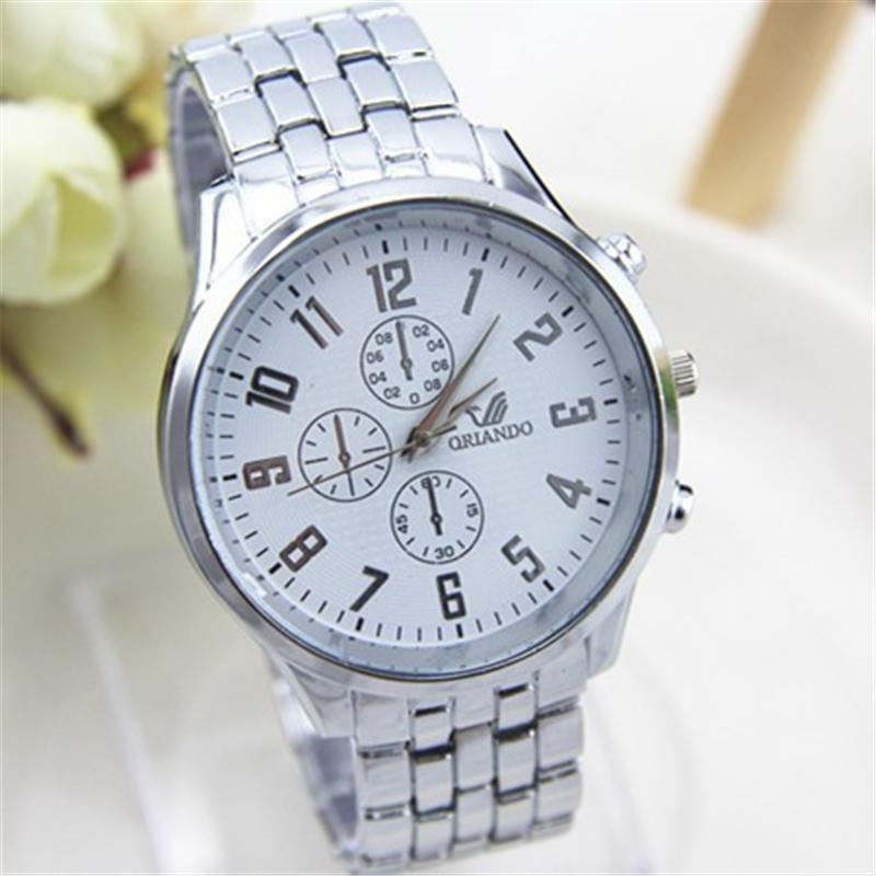 eaf9706e128 NEW Fashion Mens Watches Top Brand Luxury High quality Quartz Watch ...