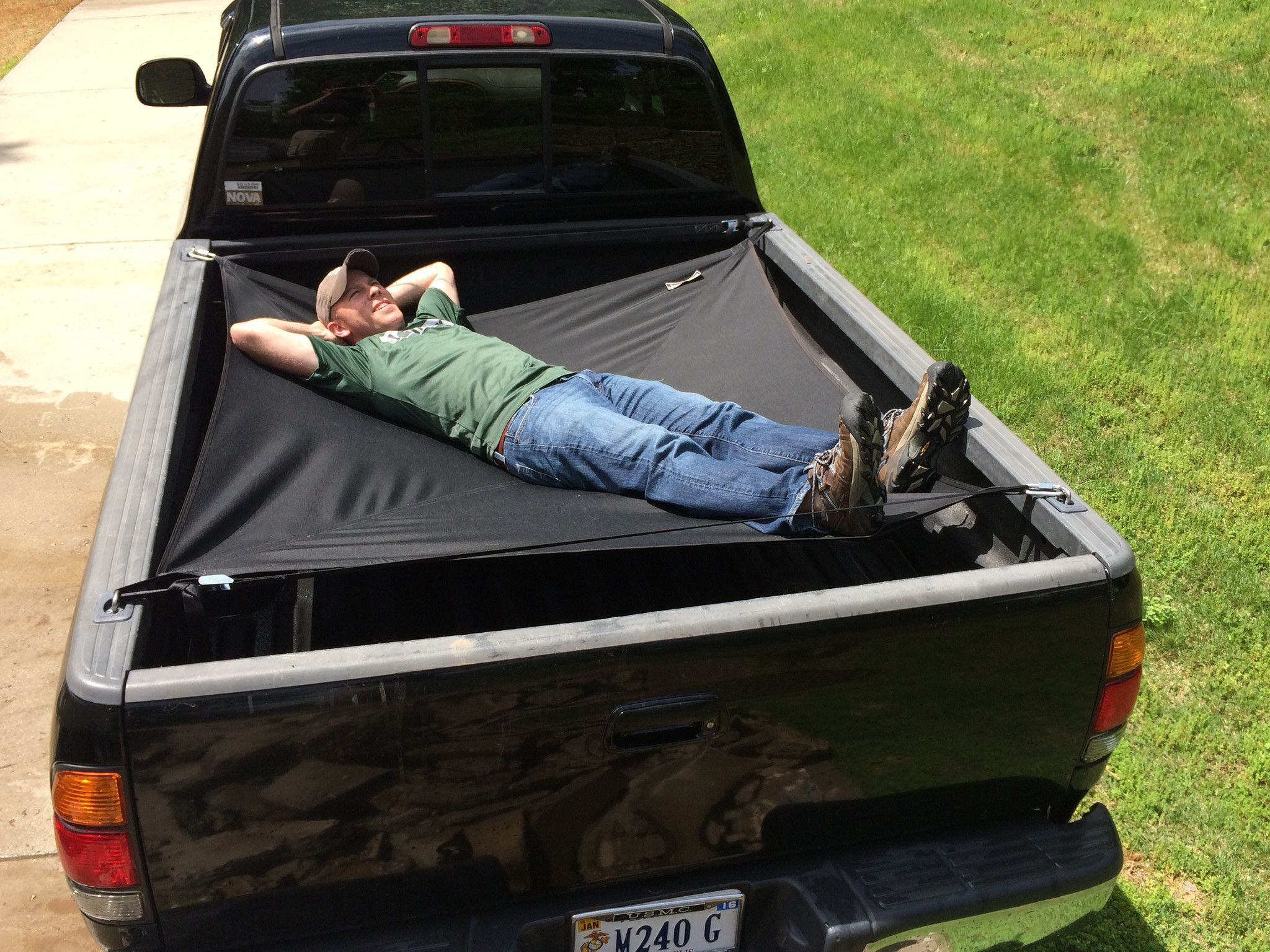 Jammocktruck Truck Accessories Truck Camping Truck Bed Camping
