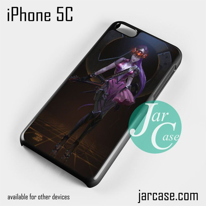Overwatch Lucia Phone case for iPhone 5C and other iPhone devices