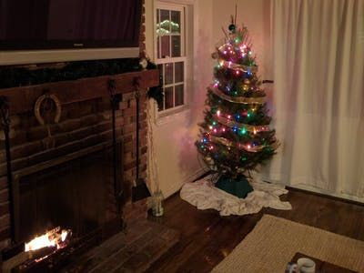 31 Christmas Projects Arduino Project Hub Christmas Projects Cheap Christmas Trees Christmas