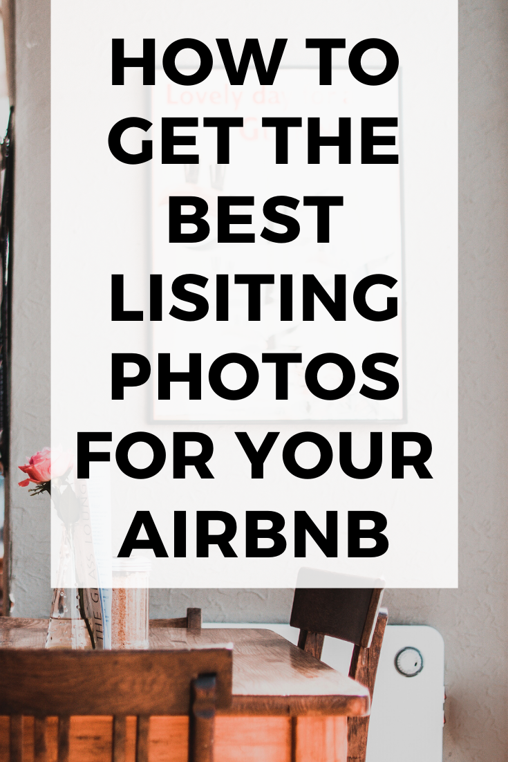 Host Tips for Airbnb Listing Photos #vacationlooks