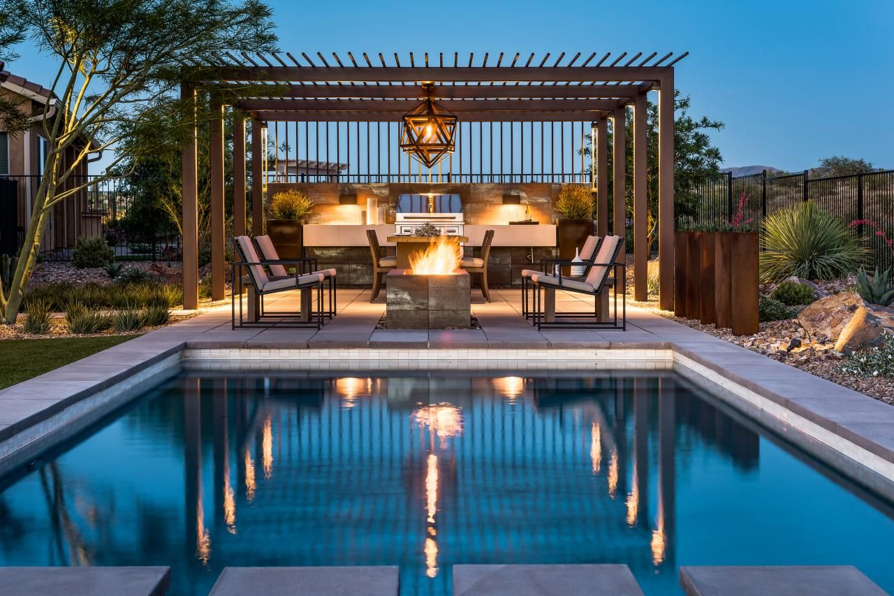 Stylish structures that make gracious outdoor living easy ...