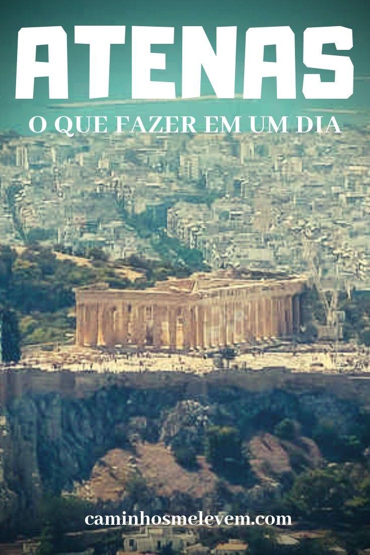 Um dia em Atenas