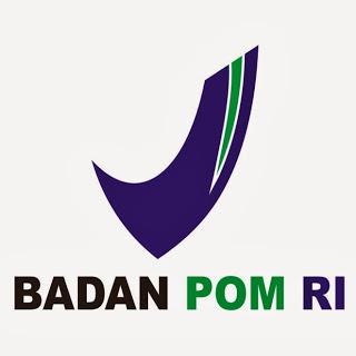 Logo Badan Pengawas Obat Dan Makanan Badan Pom Vector Gambar Simpel Gambar Kaos