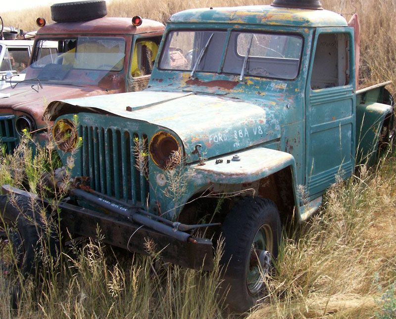 Willys Was The Brand Name Used By Willys Overland Motors An American Automobile Company Best Known For Its Design An Willys Willys Jeep Pickup Trucks For Sale