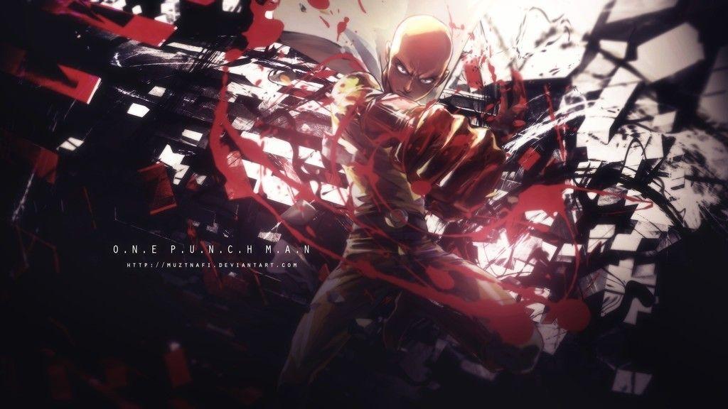 Saitama One Punch Man Anime Boy Wallpaper One Punch