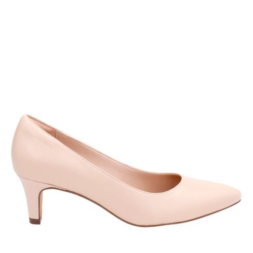 Crewso Wick Nude Pink Leather womens-collection