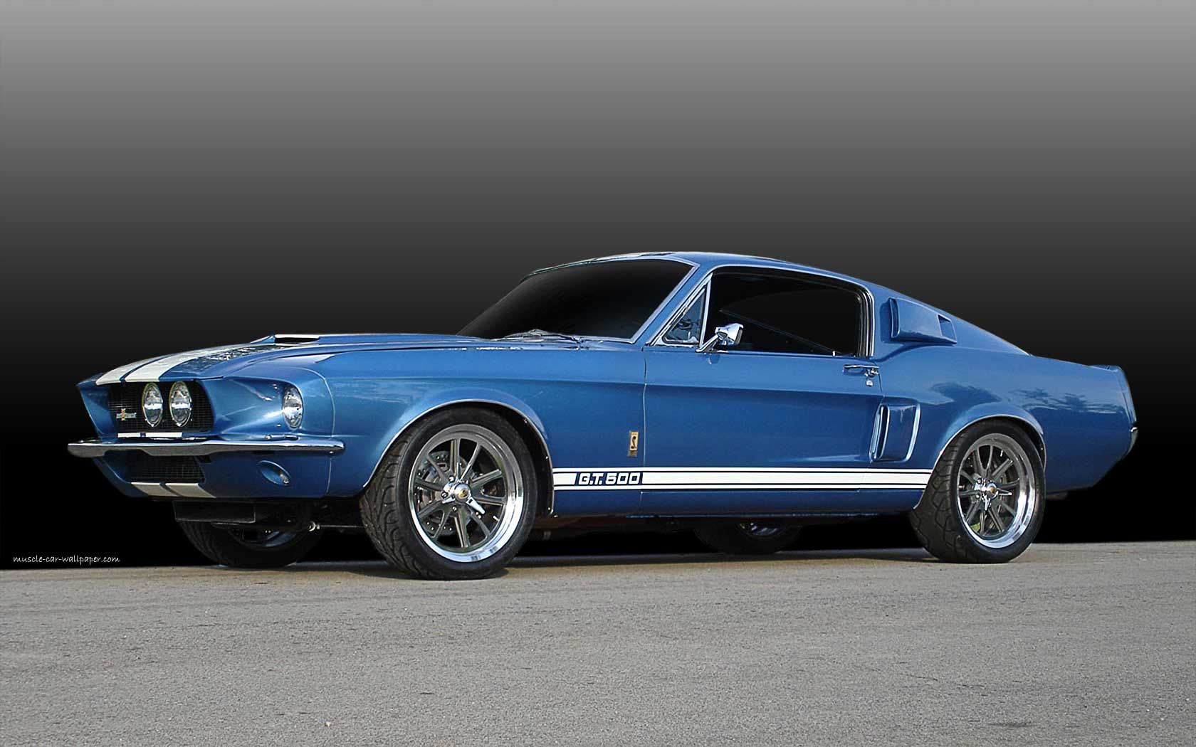1967 Ford Mustang Shelby Gt500 Muscle Belle Voiture Voiture