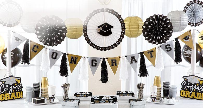 Graduation Party Supplies 2017 Graduation Decorations Amp