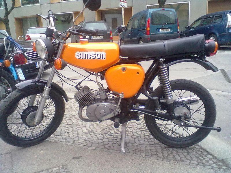 Milles Werkstatt Fotogalerie Kundenfahrzeuge Simson Moped Fahrzeuge Simson Awo