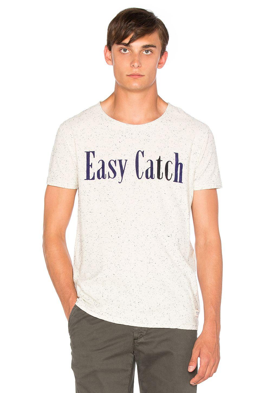 SCOTCH & SODA Easy Catch Tee. #scotchsoda #cloth #