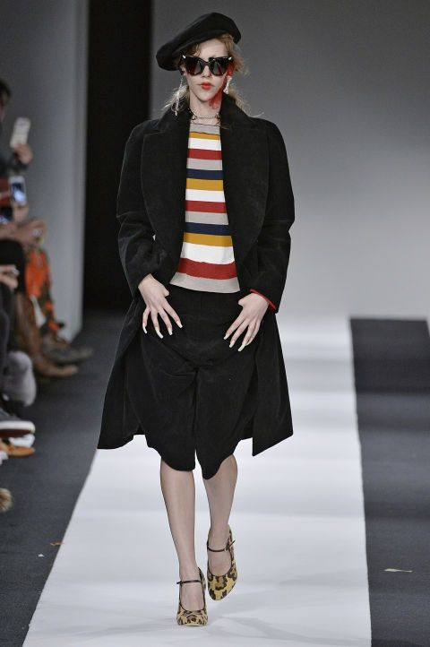 Vivienne Westwood Red Label. See all our favorite looks from London fashion week fall 2015.