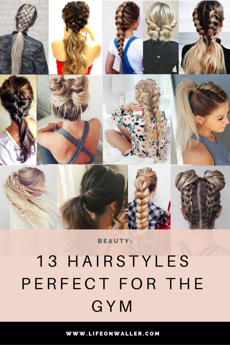 The 10 Hottest Hairstyles For Working Out 2020 Ultimate Guide In 2020 Hair Styles Hot Hair Styles Braided Hairstyles