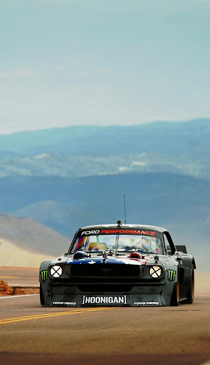 Ken Block S Hoonicorn V2 Pikes Peak Muscle Cars Car