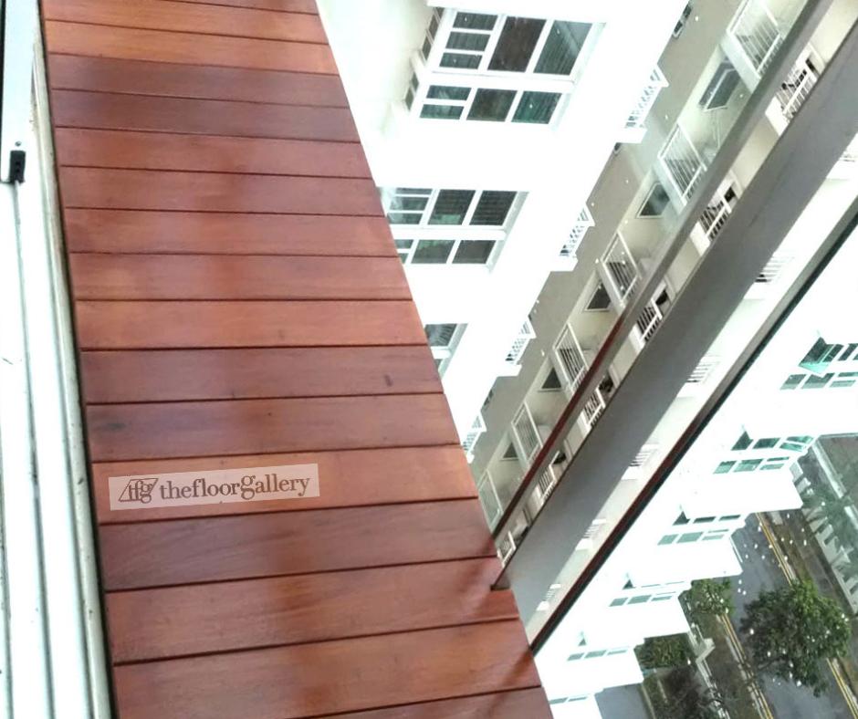 Chengal Wood Decking Wood Deck Outdoor Deck Decking Suppliers