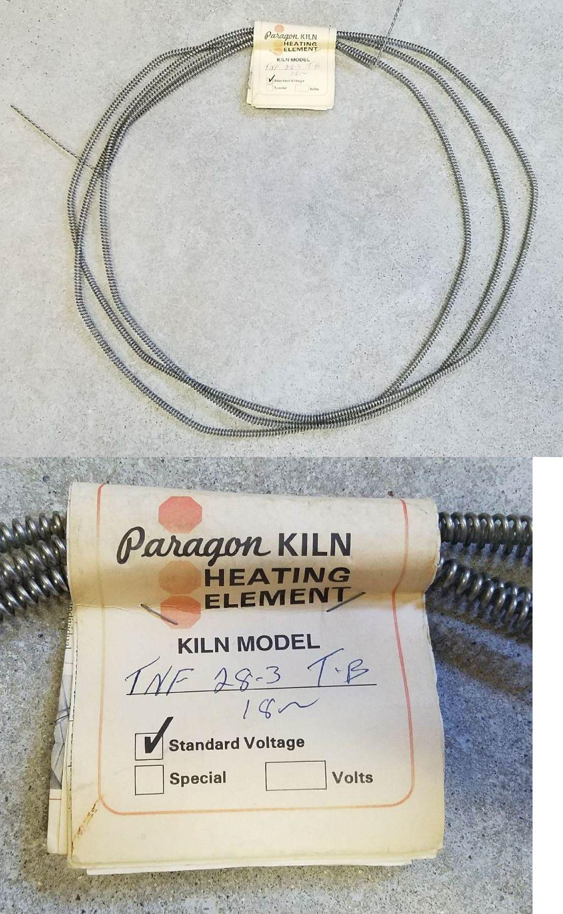 Pottery Kilns 116495: Paragon Kiln Replacement Elements For