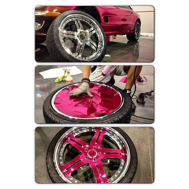 Mojo Signaturecustoms Websta Car Bling Car Wrap Car Decor