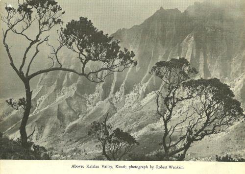 Kalalau Valley, 1950s