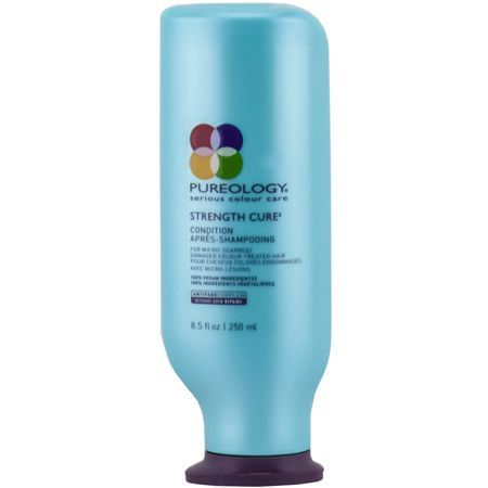 pureology strength cure conditioner 8 .5 oz