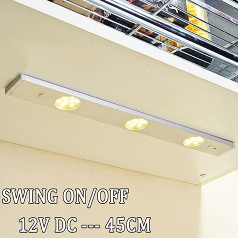 Buy Modern Ir Sensor Under Kitchen Cabinet Lighting Fixtures On ...