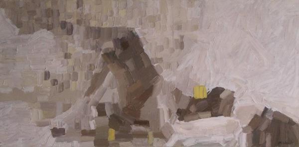 Oil Painting By Malgorzata Idziak Via Behance Oil Painting Painting Art