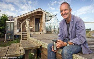 Kevin Mccloud And His Beach Hut Grand Designs Mccloud